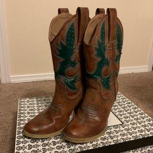 Women's Cowboy Boots Very Volatile